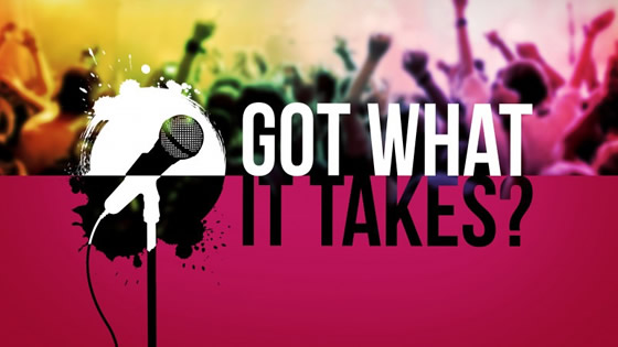 Got What It Takes Logo