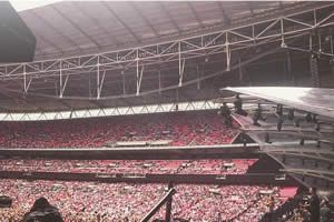 View Live at Wembley